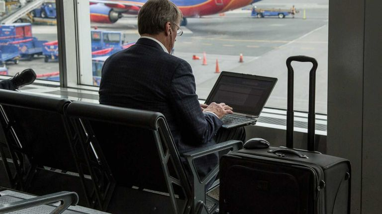 The New York City Council is attempting to eliminate the charge for wifi and provide airport customers with free wifi at JFK, Newark and LaGuardia.