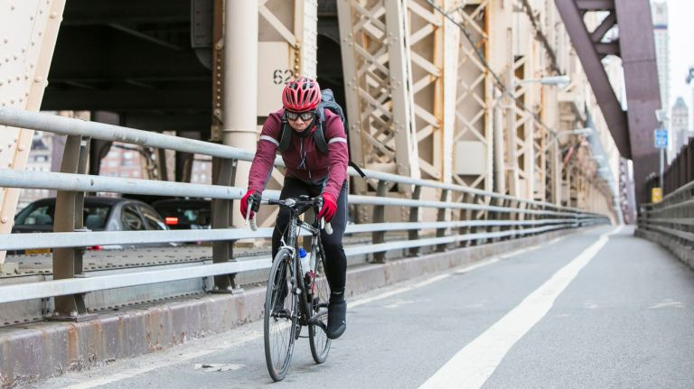 New York City saw a 33 percent increase in cyclists between 2011 and 2013, but only a 9 percent increase between 2014 and 2016, according to city data.