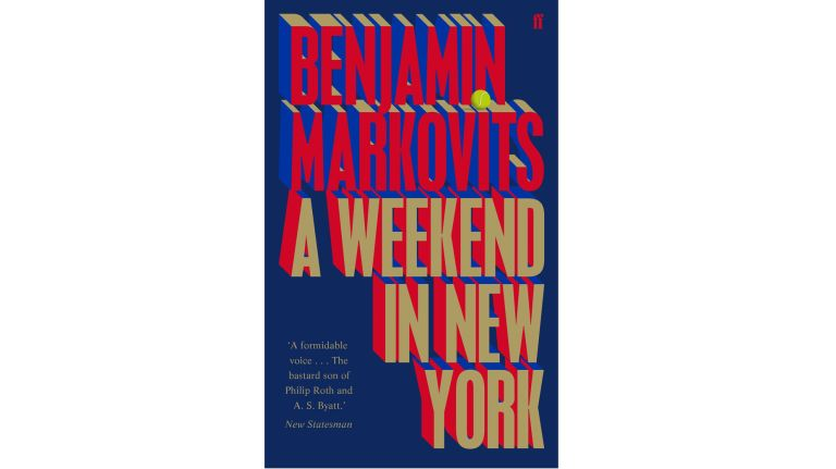 """A Weekend in New York"" by Benjamin Markovits is out Tuesday."