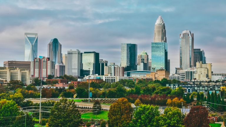 Eat your way through Charlotte, North Carolina, with our guide.