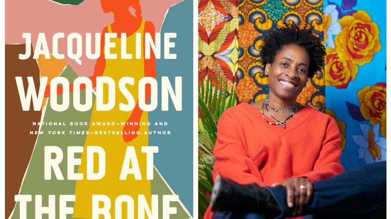"""""""Red at the Bone"""" by Jacqueline Woodson."""