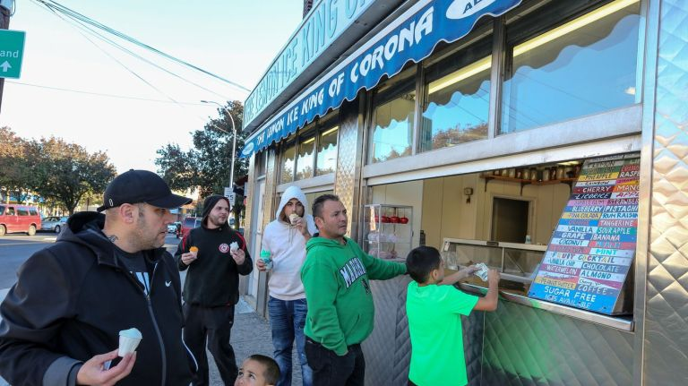 <P><b>The Lemon Ice King of Corona (pictured)</b></P><P>52-02 108th St.</P><P>One of Corona's historic gems, serving Italian ices for more than 60 years. Find 36 flavors, from cherry to cantaloupe</P><P><a HREF=