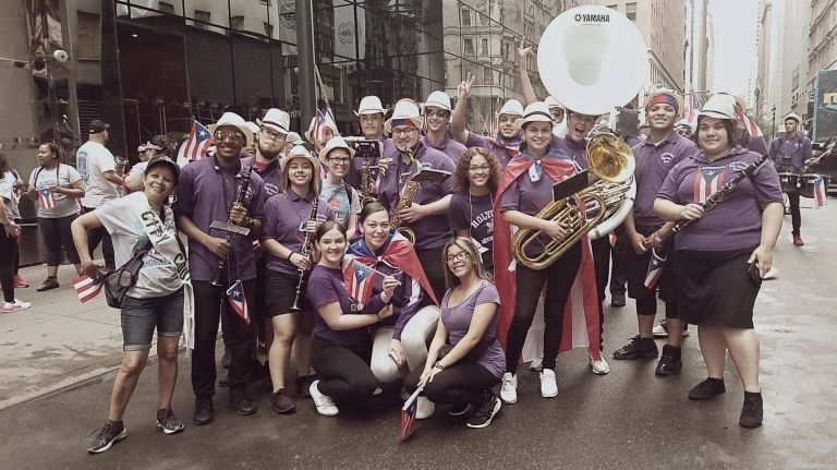 Puerto Rican Day Parade NYC: Festive New Yorkers took to Fifth Avenue