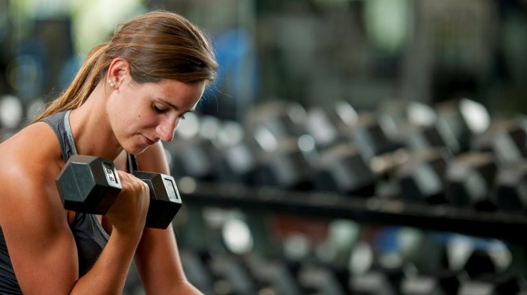 If you're weightlifting, you may want to increase your protein intake.