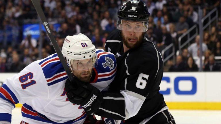 Rangers vs. Kings Stanley Cup Game 3 notables