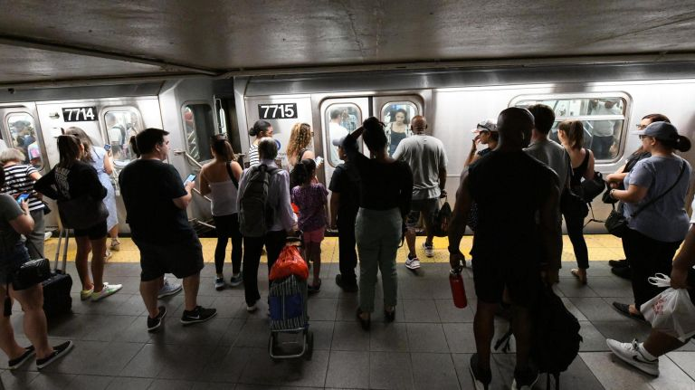 Subway service changes are bound to impact your weekend commutes.