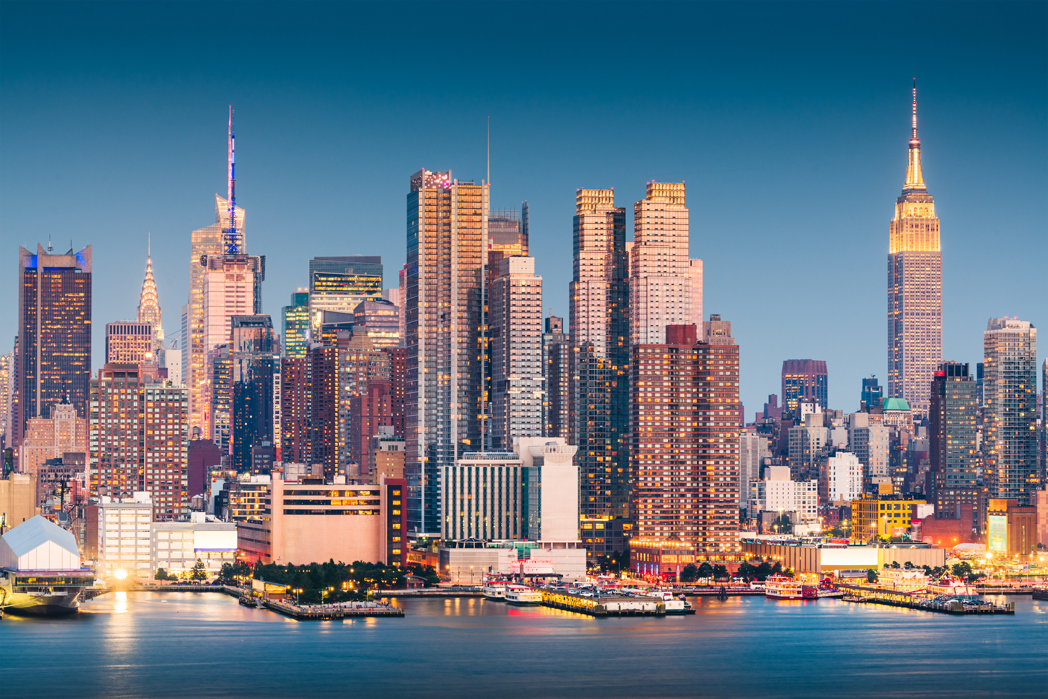Report Finds That Nyc Real Estate Market Changed Drastically In The Last Two Weeks Of The Quarter Amnewyork