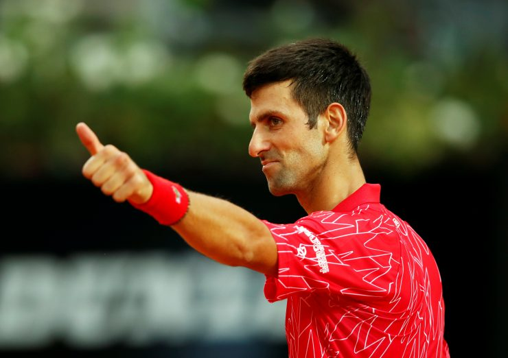 Djokovic Says U S Open Ball Incident Won T Change How He Deals With Emotions Amnewyork