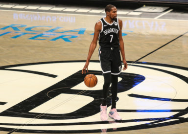 Kevin Durant Nets