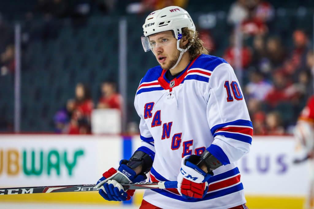Artemi Panarin Rangers NHL