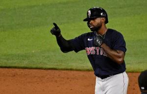 Jackie Bradley Jr. Mets