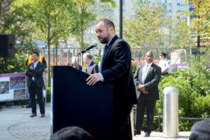 City Council Speaker Corey Johnson (Credit: Metropolitan Transportation Authority of the State of New York)