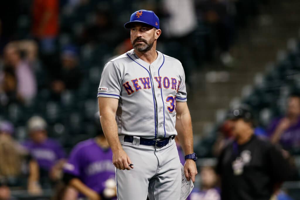 Mickey Callaway Mets