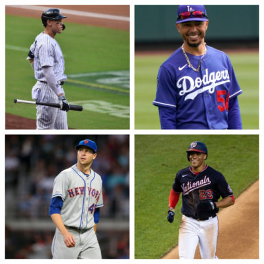 2021 MLB season preview Mets Yankees Dodgers