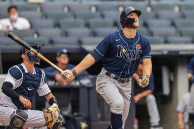 Austin Meadows Yankees Rays
