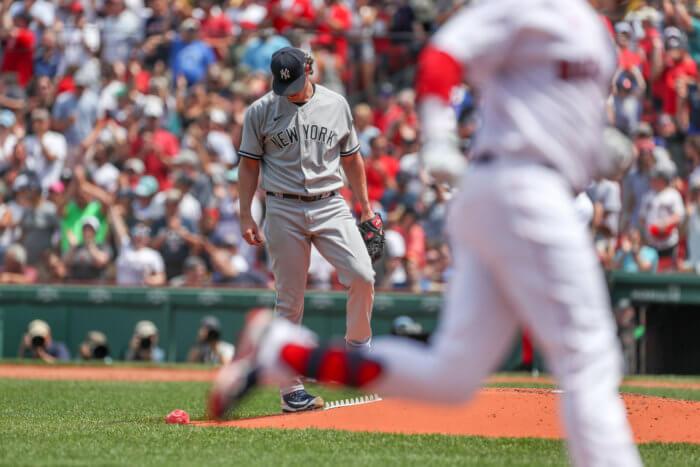 Gerrit Cole Red Sox Yankees