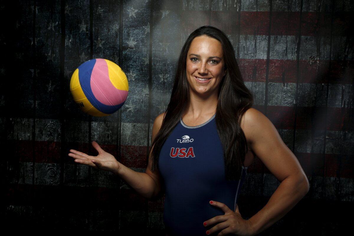Olympics Maggie Steffens