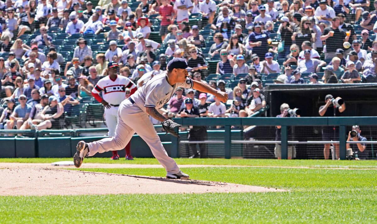 Nestor Cortes Yankees