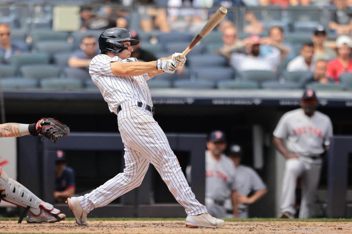 Andrew Velazquez Yankees