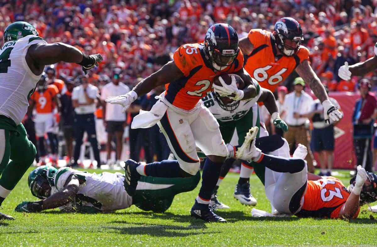 Broncos Jets Week 3