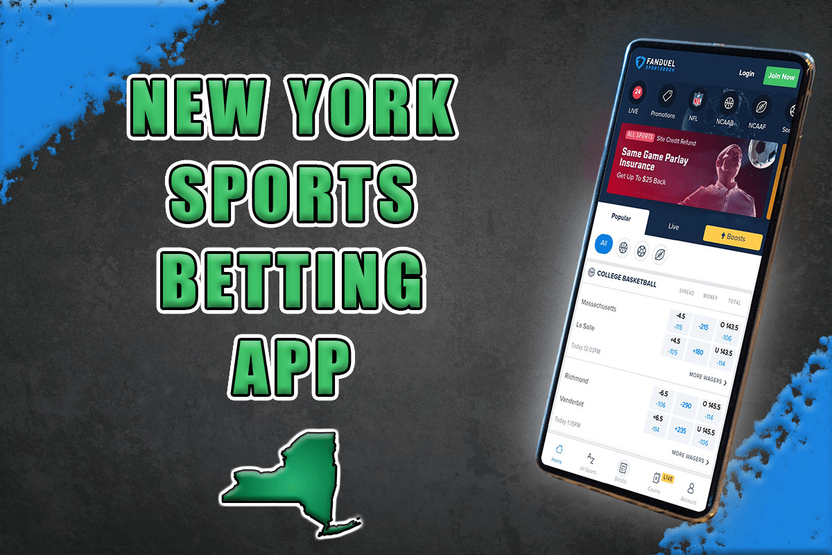 New York Sports Betting Apps Expected To Launch